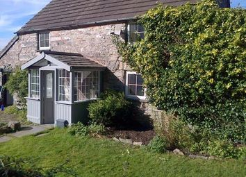 Thumbnail 2 bedroom detached house for sale in Pentre Llyn Cymmer, Cerrigydrudion, Corwen, Conwy