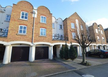 Thumbnail 4 bed town house for sale in Herons Place, St Margarets, Old Isleworth