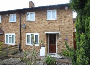 Thumbnail 2 bedroom end terrace house for sale in Fencepiece Road, Hainault, Essex