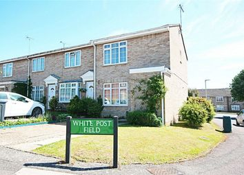 Thumbnail 3 bed end terrace house for sale in White Post Field, Sawbridgeworth, Hertfordshire