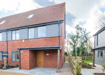 Thumbnail 3 bed end terrace house for sale in Brickyard Lane, Reed, Royston