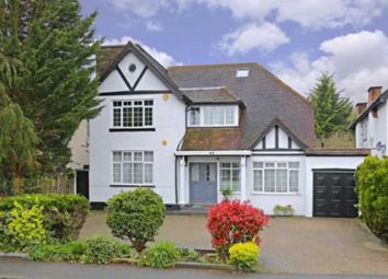 Thumbnail 6 bed detached house for sale in Deacons Hill Road, Elstree