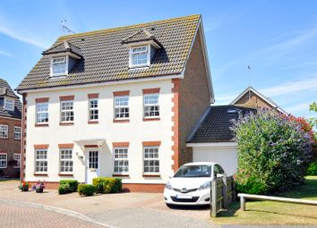 Thumbnail 5 bed detached house for sale in Cropthorne Drive, Climping, Littlehampton