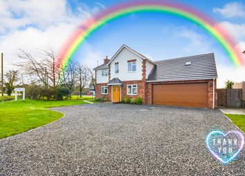 Thumbnail 4 bed detached house for sale in Tollesbury Road, Tolleshunt D'arcy, Maldon