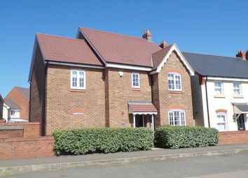Thumbnail 4 bed detached house for sale in Wilkinson Road, Kempston, Bedford