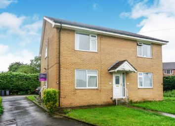 Thumbnail 1 bed flat for sale in Tyersal Crescent, Bradford