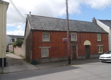 Thumbnail 2 bedroom end terrace house for sale in Mill Street, South Molton