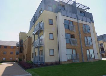 Thumbnail 1 bed flat to rent in North Star Boulevard, Greenhithe