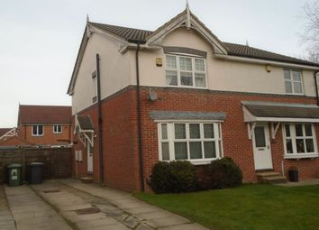 Thumbnail 3 bed semi-detached house to rent in Ascot Gardens, Leeds