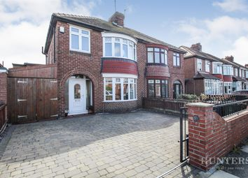 Thumbnail 2 bed semi-detached house for sale in Prengarth Avenue, Fulwell, Sunderland
