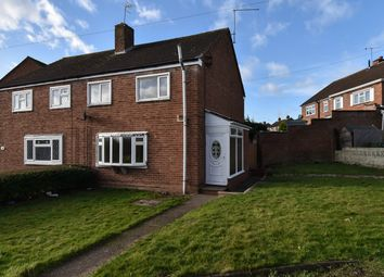 Thumbnail 3 bed semi-detached house for sale in Lyttleton Avenue, Bromsgrove, Worcestershire