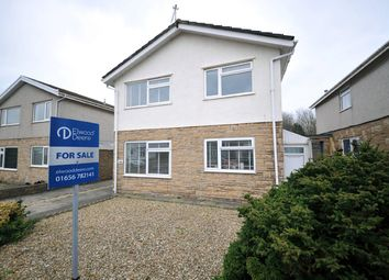 Thumbnail 4 bed detached house for sale in West Park Drive, Nottage, Porthcawl
