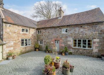 Winkhill, Leek, Staffordshire ST13. 5 bed property for sale