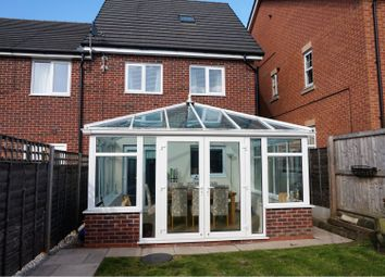 3 bed semi-detached house for sale in Wallbrook Avenue, Macclesfield SK10