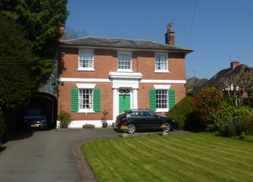 Thumbnail 3 bed detached house for sale in Aylestone Hill, Hereford