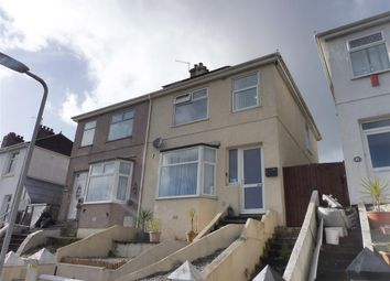 Thumbnail 3 bed property to rent in York Road, Plymouth