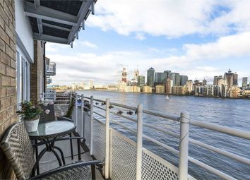 Thumbnail 2 bed flat for sale in New Caledonian Wharf, 6 Odessa Street, London