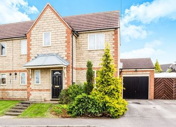 Thumbnail 3 bedroom semi-detached house for sale in Saddletree View, Mastin Moor, Chesterfield