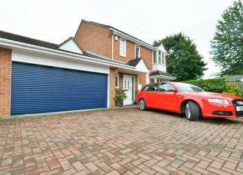 Thumbnail 4 bed link-detached house for sale in Waveney Close, Bicester