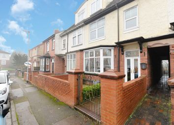Thumbnail 4 bed terraced house for sale in Albert Terrace, Newcastle Under Lyme, Staffordshire
