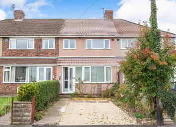 Thumbnail 3 bed terraced house for sale in Millbrook Avenue, Brislington, Bristol
