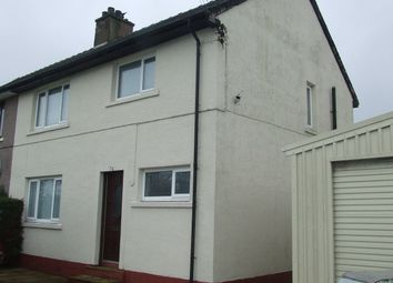 Thumbnail 3 bed semi-detached house for sale in Union Road, Gretna