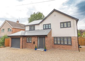 Thumbnail 4 bed detached house for sale in London Road, Twyford, Reading