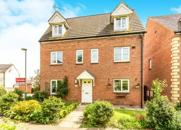 Thumbnail 6 bed detached house for sale in Sir Henry Jake Close, Banbury