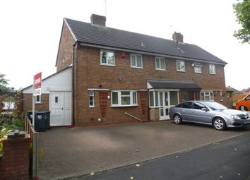 Thumbnail 3 bed semi-detached house for sale in Yew Tree Lane, Wednesbury