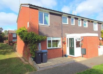 Thumbnail 2 bed end terrace house for sale in Anzio Crescent, Burgoyne Heights, Guston, Dover