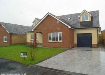 Thumbnail 4 bed detached bungalow for sale in Plot 1 - Type A, Grove Hill Park, Gorslas, Llanelli, Carmarthenshire