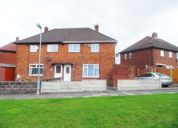 Thumbnail 3 bedroom semi-detached house for sale in Hamble Way, Bentilee, Stoke-On-Trent