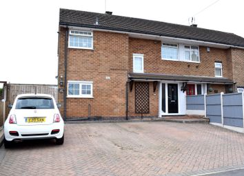 Thumbnail 3 bed semi-detached house for sale in Second Avenue, Risley, Derbyshire