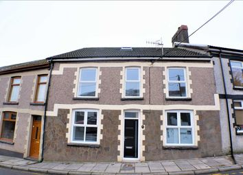 Thumbnail 4 bed terraced house for sale in Oakley Terrace, Penrhiwfer, Tonypandy