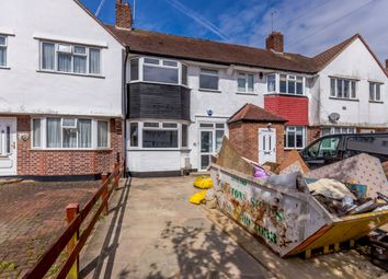 Thumbnail 3 bed terraced house for sale in Caverleigh Way, Worcester Park, London