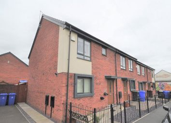 Thumbnail 3 bed town house for sale in Summer Street, Stoke