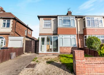 Thumbnail 3 bed semi-detached house for sale in Hart Lane, Hartlepool