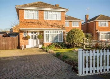 Thumbnail 3 bed detached house for sale in Medway, Hailsham