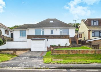 Thumbnail 2 bed detached bungalow for sale in Hamsey Road, Saltdean, Brighton