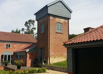 Thumbnail 4 bed barn conversion for sale in Tower Barn, Diss, Norfolk