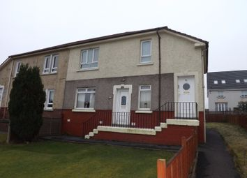 Thumbnail 2 bed flat to rent in Drumgelloch Street, Airdrie, North Lanarkshire