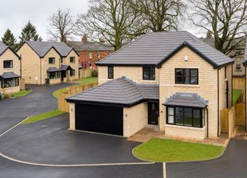 Thumbnail 5 bed detached house for sale in Plot 5, St Paul's View, Edisford Road, Clitheroe