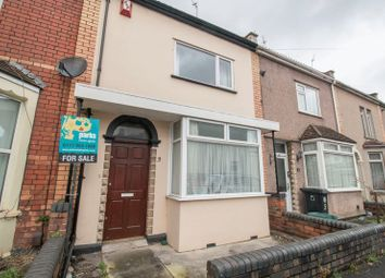 Thumbnail 2 bedroom terraced house for sale in Chisbury Street, Eastville, Bristol