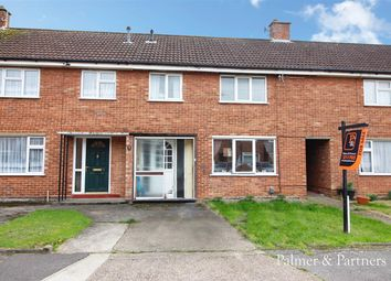 Thumbnail 3 bedroom terraced house for sale in Merlin Road, Ipswich