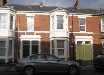 Thumbnail 5 bedroom flat to rent in Hazelwood Avenue, Jesmond, Newcastle Upon Tyne