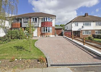 Thumbnail 3 bed semi-detached house to rent in Winn Road, London