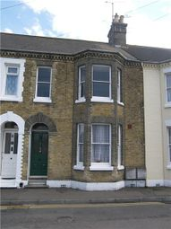 Thumbnail 2 bedroom flat to rent in Gladstone Road, Whitstable