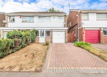 Thumbnail 3 bed semi-detached house for sale in Pine Walk, Northfield, Birmingham