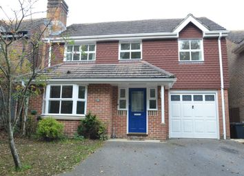 Thumbnail 4 bed detached house to rent in Blencowe Drive, Chandler's Ford, Eastleigh