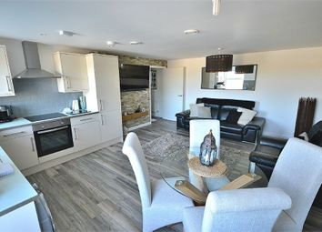 Thumbnail 2 bed flat for sale in Park House Apartments, Kingsley Park Terrace, Northampton